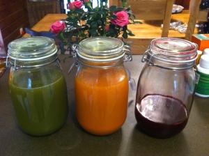 Juice x 3